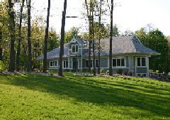 Michigan residence with all the benefits of energy efficiency and complete systems controls
